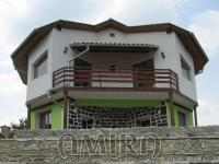 New house with magnificent panorama near Albena, Bulgaria front