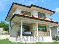 Furnished sea view villa in Balchik front
