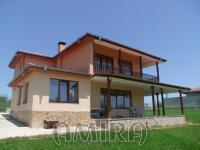 House in Bulgaria near a lake
