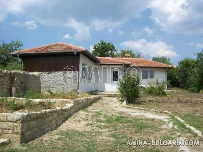 Renovated house in Bulgaria front