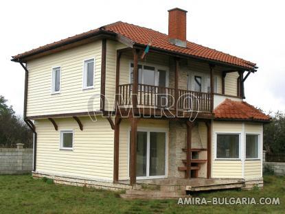 New 2 bedroom house near Albena, Bulgaria front 2