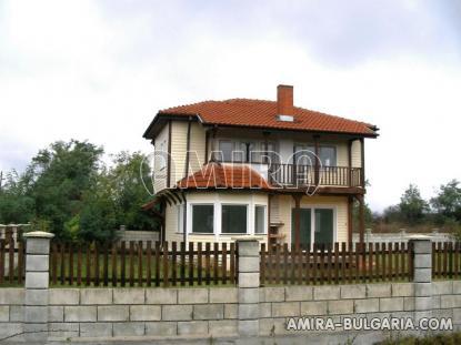 New 2 bedroom house near Albena, Bulgaria front 3