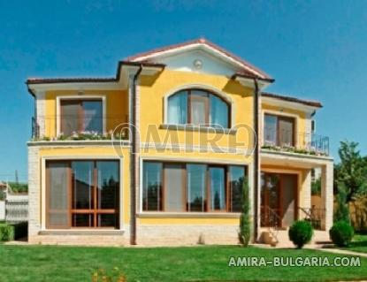 Sea view villa in Varna 3 km from the beach front