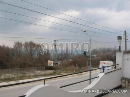 Family hotel in Balchik Bulgaria view