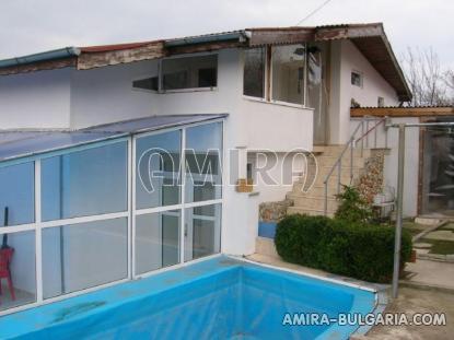 Family hotel in Balchik Bulgaria pool