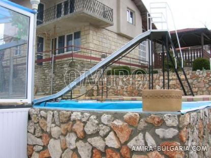 Family hotel in Balchik Bulgaria swimming pool