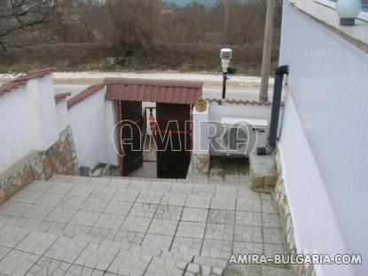 Family hotel in Balchik Bulgaria road