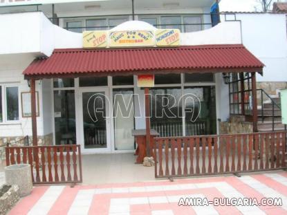 Family hotel in Balchik Bulgaria front 1