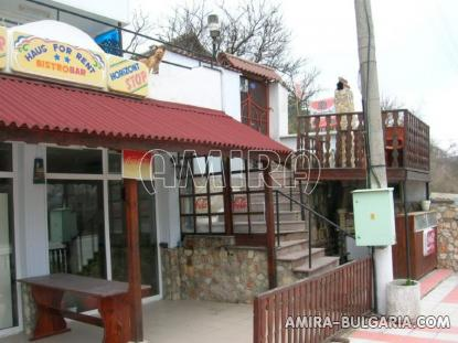 Family hotel in Balchik Bulgaria front 2