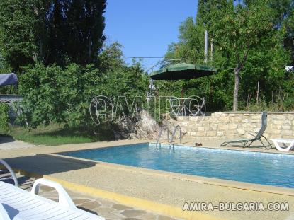 Furnished sea view villa 300m from the beach pool 2