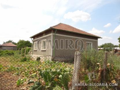 Furnished house in Bulgaria back