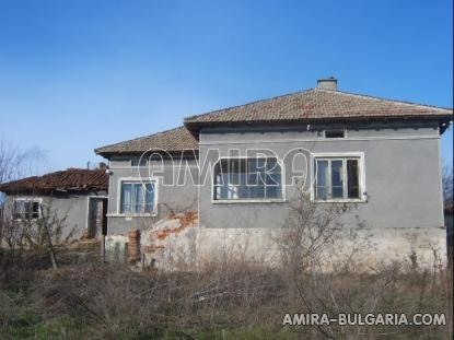 Bulgarian house with big plot