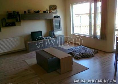 New house 6km from Varna living room