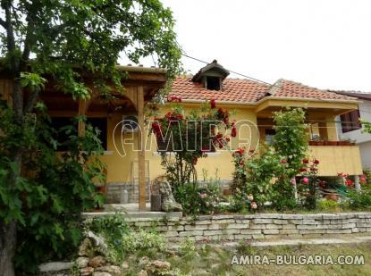 House in Balchik near the Botanic Garden