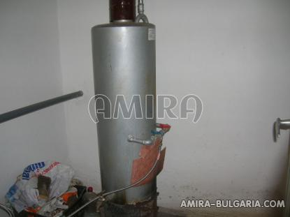 House 11 km from Dobrich Bulgaria boiler