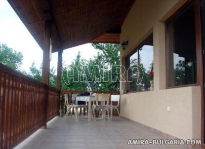 Furnished house in Bulgaria terrace